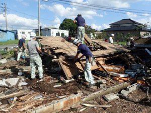 富津市災害復旧